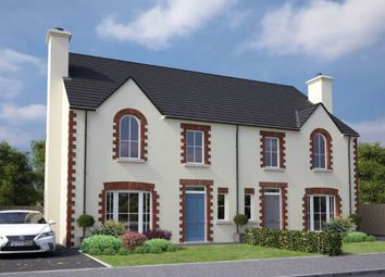 Thumbnail 3 bed semi-detached house for sale in - The Rowan Sloanehill, Comber Road, Killyleagh