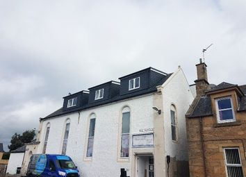 Thumbnail 2 bed flat to rent in East High Street, Elgin