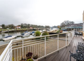 Thumbnail 3 bed flat for sale in Regatta House, 32 Twickenham Road, Teddington