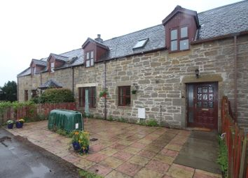 Thumbnail 2 bed terraced house for sale in Damhead Steading, Kinloss, Forres