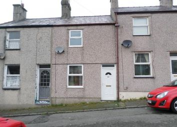 Thumbnail 2 bed terraced house to rent in 24, St Helens Street, Caernarfon