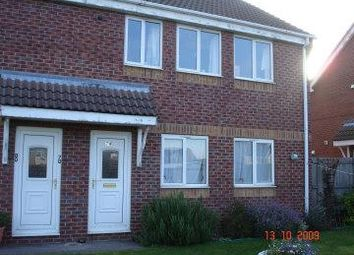 Thumbnail 2 bed flat to rent in Elmtree Road, Ruskington
