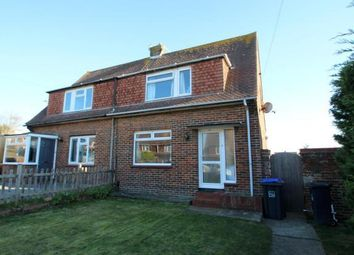 Thumbnail 3 bed semi-detached house to rent in Kings Road, Southwick, East Sussex