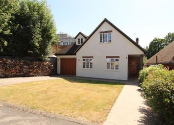 Thumbnail 4 bed detached house for sale in The Crest, Mount Grace Road, Potters Bar