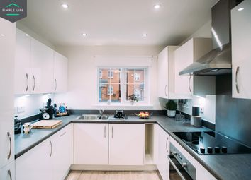 Thumbnail 3 bed semi-detached house to rent in Riddell Way, St. Helens, Merseyside