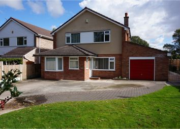 Thumbnail 4 bed detached house for sale in Plymyard Avenue, Wirral
