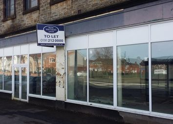Thumbnail Commercial property to let in Unit 3 The Old Co-Op Building, Front Street, Leadgate