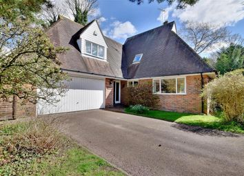 Thumbnail 4 bed detached house for sale in The Street, Smarden, Ashford, Kent