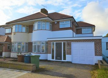 Thumbnail 5 bed semi-detached house for sale in Beverley Gardens, Stanmore