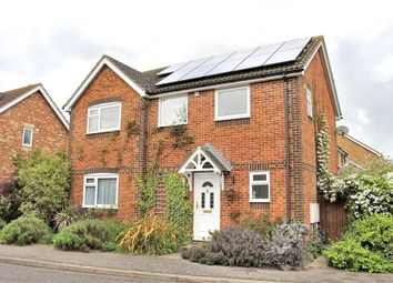 Thumbnail 4 bed detached house for sale in Emblems, Dunmow