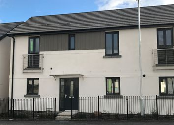 Thumbnail 3 bed end terrace house for sale in Pomphlett Farm Industrial, Broxton Drive, Plymouth