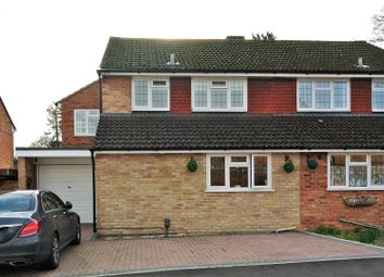 Thumbnail 4 bed property for sale in Ongar Place, Addlestone