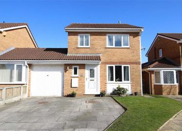 Thumbnail 3 bed link-detached house for sale in Lindale Road, Longridge, Preston