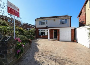 Thumbnail 4 bed detached house for sale in Upper Albert Road, Sheffield