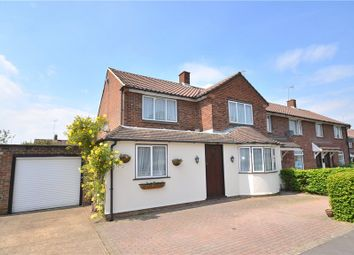 Thumbnail 4 bed end terrace house for sale in Shelley Avenue, Bracknell, Berkshire