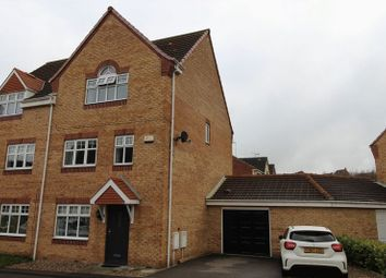 Thumbnail 4 bed semi-detached house for sale in Topaz Grove, Mansfield