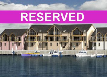 Thumbnail 3 bed flat for sale in Lossiemouth Marina, Lossiemouth