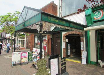 Thumbnail Retail premises for sale in Unit 2 Clifton Walk Shopping Centre, Lytham