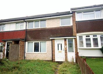 Thumbnail 3 bedroom terraced house to rent in Torridge Walk, Hemel Hempstead