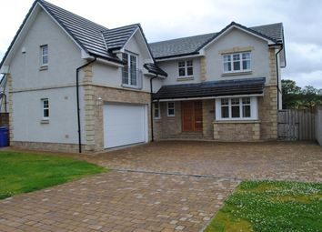 Thumbnail 6 bed detached house to rent in Craigend Road, Cumbernauld, Glasgow