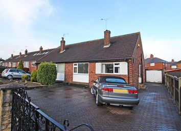 2 bed semi-detached bungalow for sale in Hill Top Crescent, Harrogate HG1