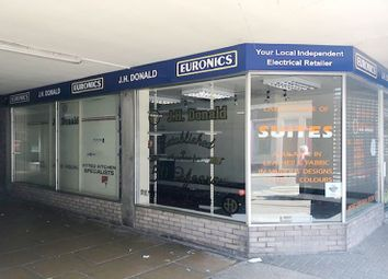 Thumbnail Commercial property for sale in 7, Chalmers Arcade, Former Euronics, Girvan KA269Af