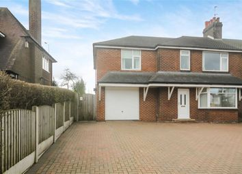 Thumbnail 4 bed semi-detached house for sale in Congleton Road North, Scholar Green, Stoke-On-Trent