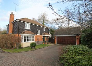 Thumbnail 4 bed detached house for sale in Leather Lane, Gomshall, Guildford