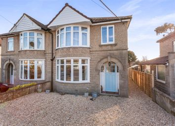 Thumbnail 4 bed semi-detached house for sale in King Alfred Street, Chippenham