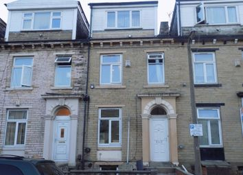 Thumbnail 5 bedroom terraced house for sale in Grove Terrace, Bradford