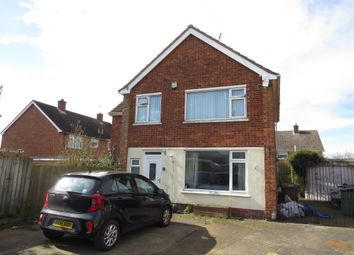 Thumbnail 4 bed detached house for sale in Wetherby Close, Ipswich