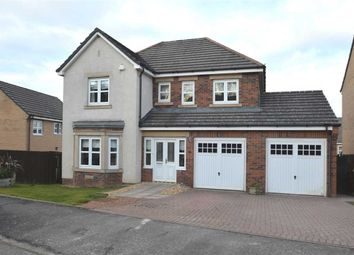 Thumbnail 4 bed detached house for sale in Pentland Way, Hamilton