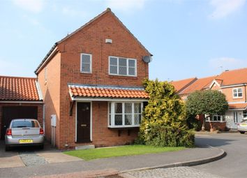 Thumbnail 3 bed detached house to rent in Church View, Ollerton, Newark, Nottinghamshire