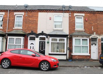 Thumbnail 3 bedroom terraced house for sale in Wood Green Road, Winson Green, Birmingham