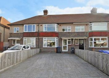Thumbnail 3 bed terraced house for sale in Sackville Road, Worthing, West Sussex