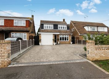 Thumbnail 4 bed detached house for sale in Downham Road, Wickford, Essex