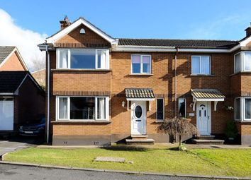 Thumbnail 3 bed semi-detached house for sale in Dunlady Manor, Dundonald, Belfast