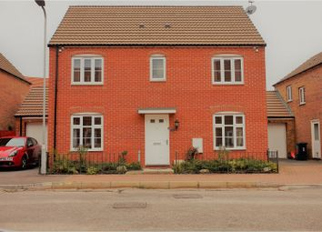 Thumbnail 4 bed detached house for sale in Lysaght Way, Newport