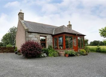 Thumbnail 2 bed detached house for sale in Rothienorman, Inverurie