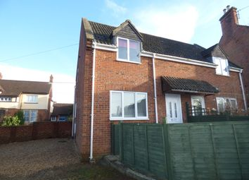Thumbnail 2 bedroom semi-detached house for sale in Warminster Road, Westbury