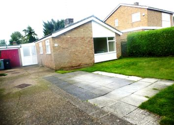 Thumbnail 3 bed detached bungalow to rent in Brookside, Ancaster, Grantham