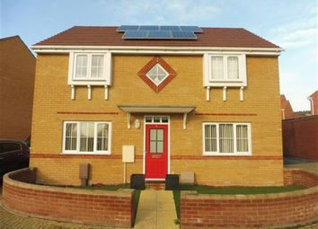 Thumbnail 4 bedroom detached house for sale in Westfield Road, Portsmouth