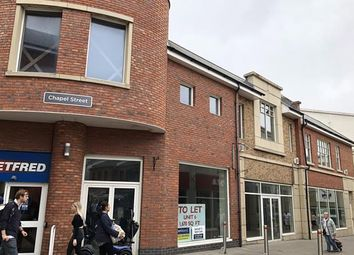 Thumbnail Retail premises to let in Unit 6, The Swan Centre, Chapel Street, Rugby, Warwickshire