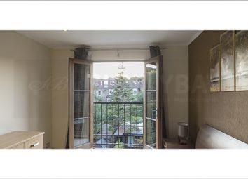 Thumbnail 1 bed flat for sale in Strathearn Road, Wimbledon