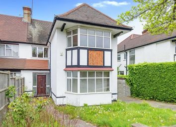 Thumbnail 4 bed semi-detached house for sale in Gresham Gardens, Golders Green, London