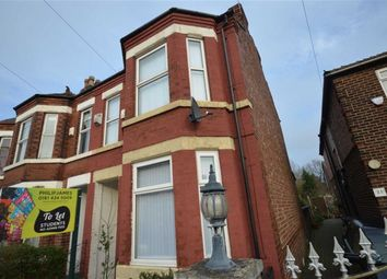 Thumbnail 4 bedroom terraced house to rent in Hall Road, Fallowfield, Manchester