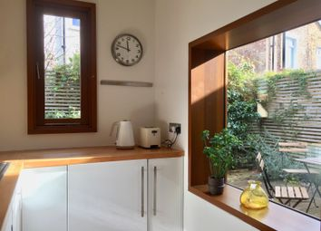 Thumbnail 3 bed terraced house to rent in Elfort Road, London