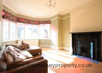 Thumbnail 3 bed flat to rent in James Avenue, Willesden