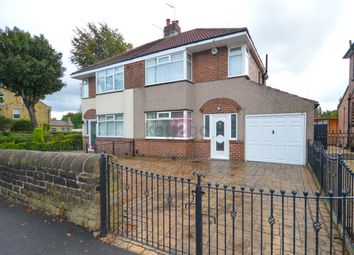 Thumbnail 3 bed semi-detached house for sale in Hurlfield Road, Gleadless, Sheffield