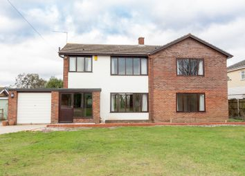 Thumbnail 4 bed detached house to rent in High Road, Burgh Castle, Great Yarmouth
